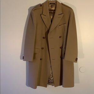 Kuppenheimer Cashmere Trench Coat